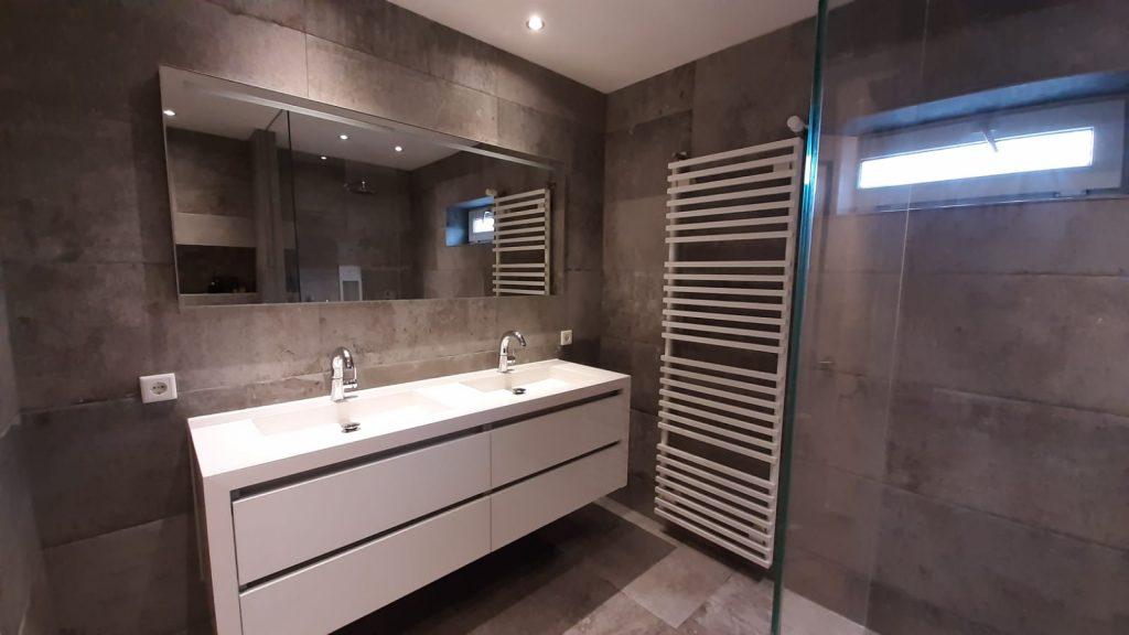 Renovatie badkamer in Gouda